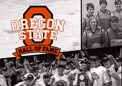 OSU Hall of Fame vintage photos