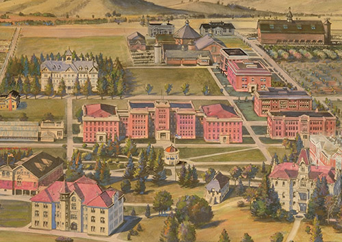 oregon state university drawing