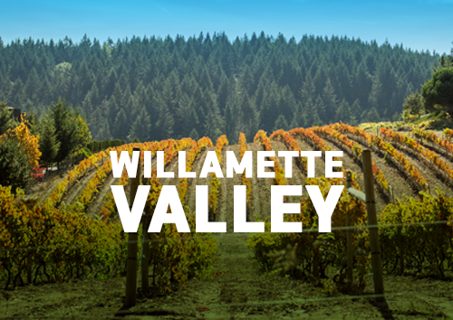 willamette valley landscape