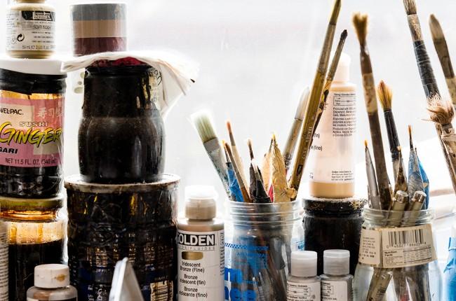 various artist tools